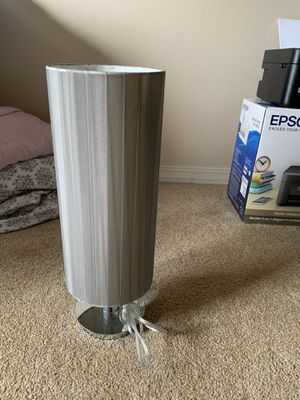 Modern night lamp for Sale in Issaquah, WA