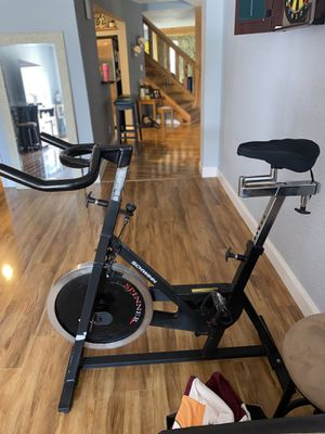 Schwinn Spin Bike for Sale in Tampa, FL