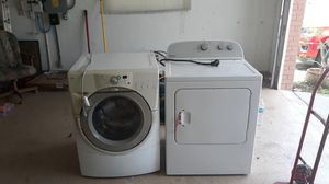 Free washer and dryer both work. They need to leave my garage. for Sale in NEW PRT RCHY, FL