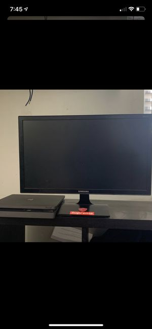 Comewithcords Ps4 and Samsung monitor shoot offers open to trades for Sale in Los Angeles, CA