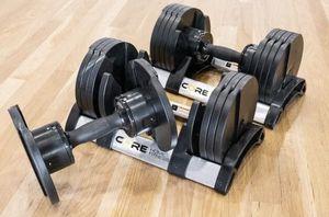 Core home fitness Adjustable Dumbbells for Sale in Fremont, CA