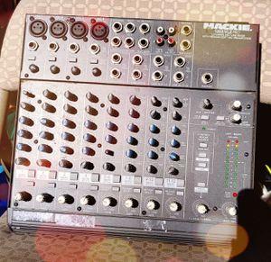 Mackie Micro Series 1202-VLZ 12-Channel Mic / Line Mixer for Sale in Woodbridge, VA