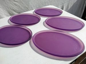 Westmoreland Lilac Satin Mist Dresser Trays for Sale in Monroeville, PA