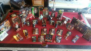 Star wars collection for Sale in West Valley City, UT