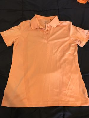 Oobe orange polo shirt ladies athletic for Sale in Taylors, SC