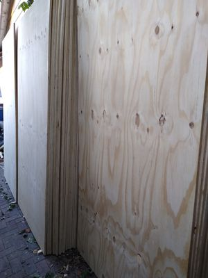 New 3/4 plywood $18 each for Sale in Dallas, TX