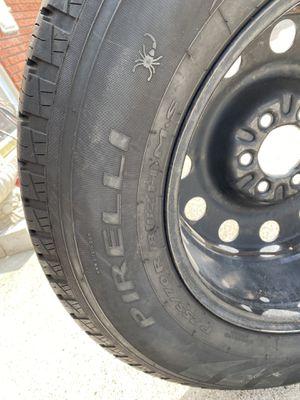 Pirelli Scorpion P 255/70R Spare Tire/Rim for 2012 F-150 (22 inch Rims/Harley Davidson) for Sale in Dearborn, MI
