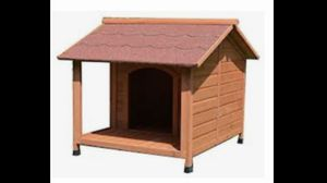 Pet houses for sale i could build depends on the size of the dog or cat price is depending on the style for Sale in Fresno, CA