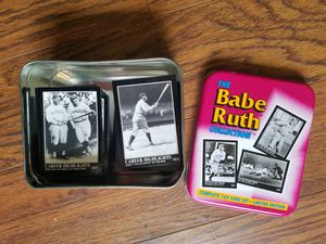 1992 The Babe Ruth Collection - baseball cards for Sale in Bonney Lake, WA
