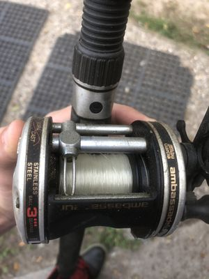 Rod and reel for Sale in Pasadena, TX