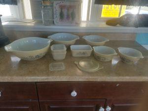 Vintage Pyrex Cinderella Homestead 11 piece lot for Sale in Victoria, VA
