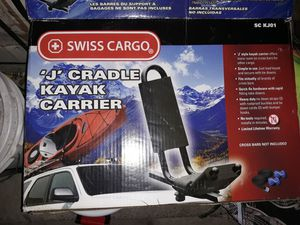 Kayak carrier for Sale in Shelby charter Township, MI
