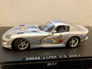 Dodge Viper GTS Goof 4 1/18 for Sale in Roanoke, VA