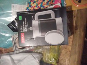 French press coffee maker 12-cup for Sale in Columbus, OH