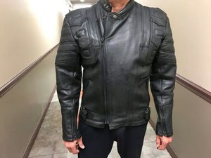 Motorcycle Jacket Echtes Leder for Sale in Brooklyn, NY