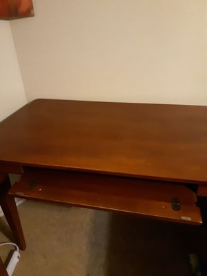 Cherry Desk and stand for Sale in Austin, TX
