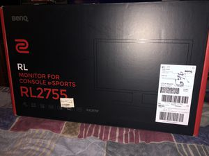 Gaming Monitor 27inch. Brand new, hardly used. for Sale in La Verne, CA