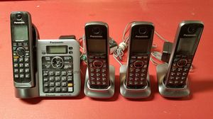 Panasonic Cordless Phone System for Sale in Concord, MA