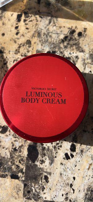 Victoria's Secret bombshell intense luminous body cream for Sale in Bloomington, IL