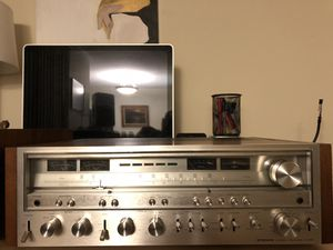 Pioneer SX-980 Vintage Stereo Receiver for Sale in Palo Alto, CA