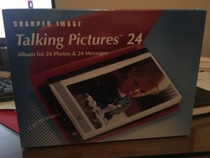 Talking pictures photo album for Sale in Grosse Pointe Farms, MI