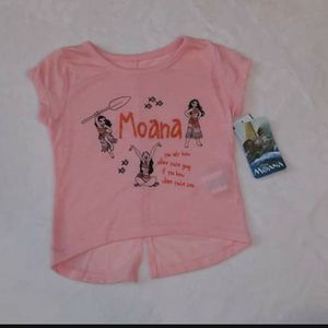 Disney Moana Shirt for Sale in Bloomington, CA