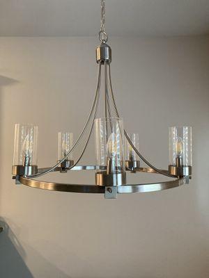 Brand New Chrome Light Fixture for Sale in Austell, GA