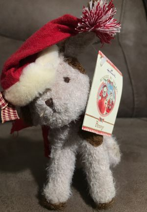 "6"" Xmas Dog stuffed animal $1 for Sale in Menifee, CA"