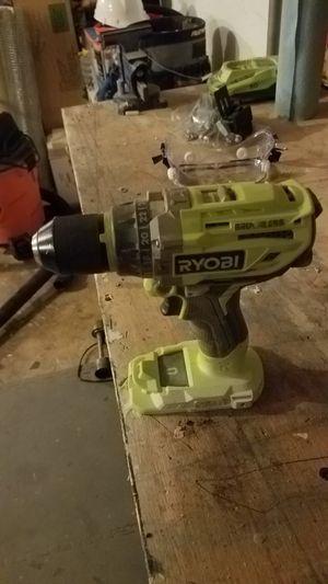 Ryobi hammer drill brushless for Sale in Portland, OR