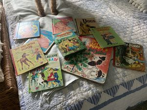 10 pc vintage kids books for Sale in Jenison, MI