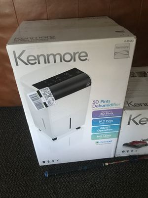 Kemmore Dehumidifier and Kenmore Vaccum for Sale in Austin, TX