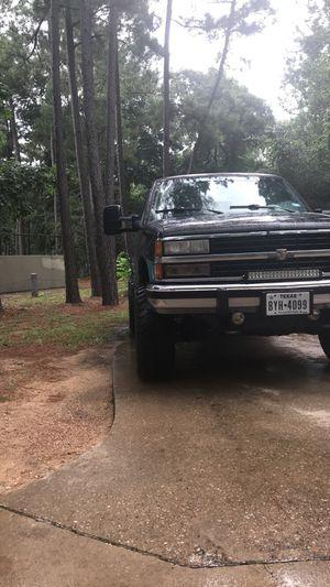 1993 Chevy Blazer 4x4 for Sale in San Antonio, TX
