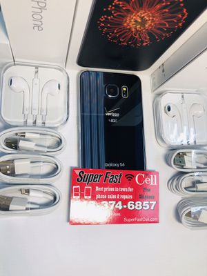 📱🔥📱🔥Samsung S6 factory unlock for Sale in Tampa, FL