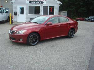 2009 Lexus IS 250 for Sale in Haverhill, MA