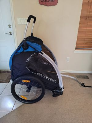 Burley Encore Bike Trailer for Sale in New Baltimore, MI