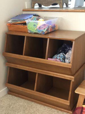 Toy Storage - Land of Nod for Sale in Kirkland, WA