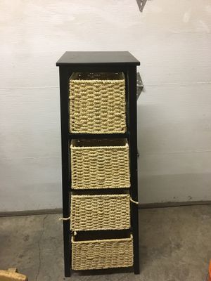 Storage Baskets/ Book Shelve Baskets for Sale in Albany, OR
