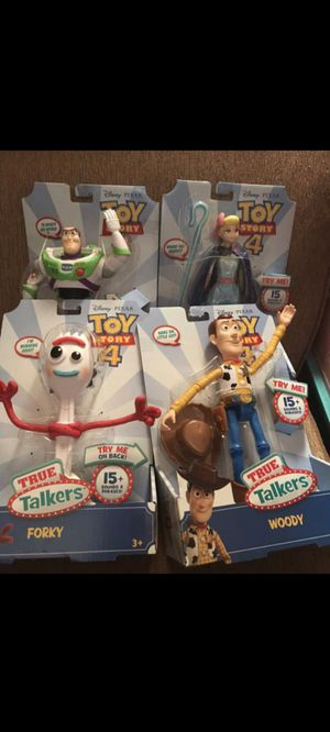 Toys Story 4 Collectibles for Sale in Placentia, CA