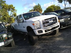 2012 Ford truck F 350 excellent for Sale in Miami, FL