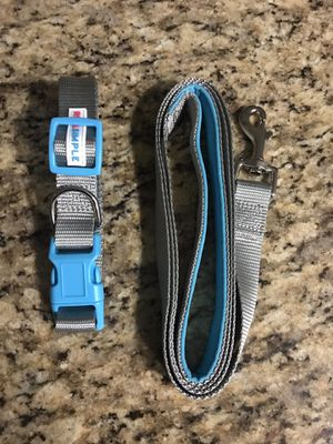 Brand new collar and dog leash for Sale in Troy, MI