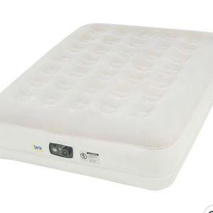 "Serta 16"" Self-Inflating Air Bed Mattress, Queen for Sale in Virginia Beach, VA"