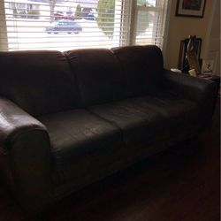 2 Dark Brown Couches For $150 . This Is Negotiable. for Sale in Bowie,  MD