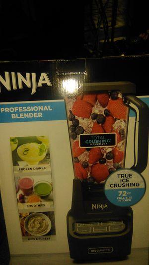 Ninja Professional Blender for Sale in Fresno, CA