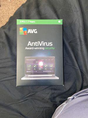 Avg anti virus for computer for Sale in Homestead, FL