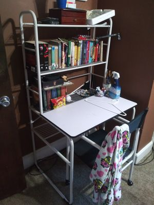 Kids desk and chair for Sale in Stanley, NC