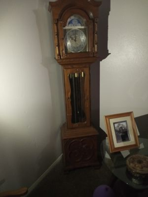Hermes grandfather clock for Sale in Moreno Valley, CA