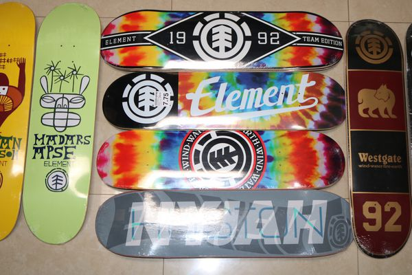 197fa12b Element skateboards decks for Sale in Fountain Valley, CA - OfferUp