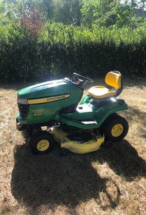 John Deere X300 Lawnmower for Sale in Arvada, CO