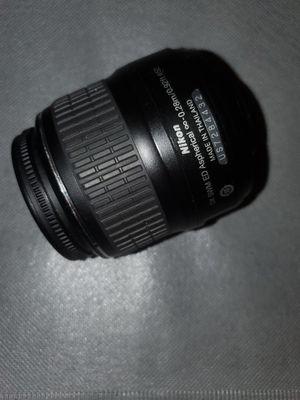 Nikon DX lens for Sale in Richmond, VA