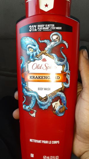 Old spice kraken bodywash for Sale in Phoenix, AZ